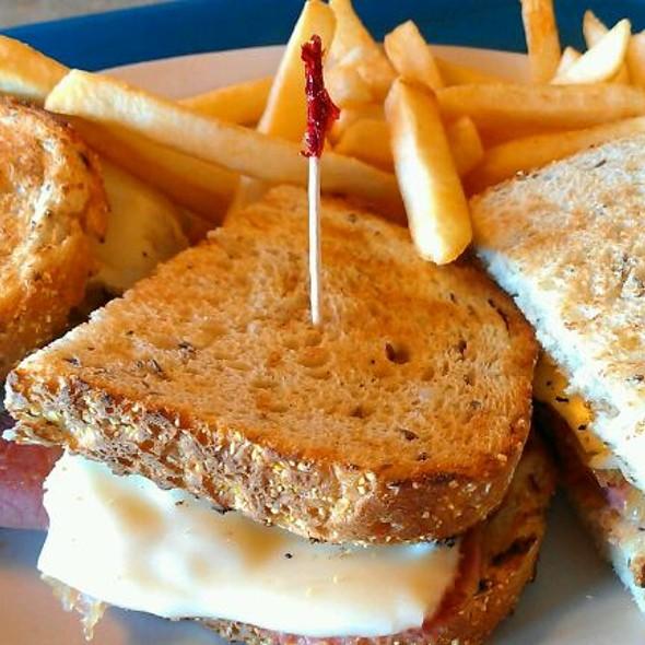 Reuben Sandwich @ Tip Top Meats & European Deli