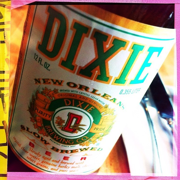 Dixie Beer @ Angeline's Louisiana Kitchen