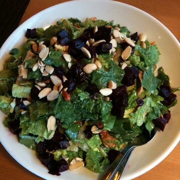 Moroccan Chicken Salad @ California Pizza Kitchen