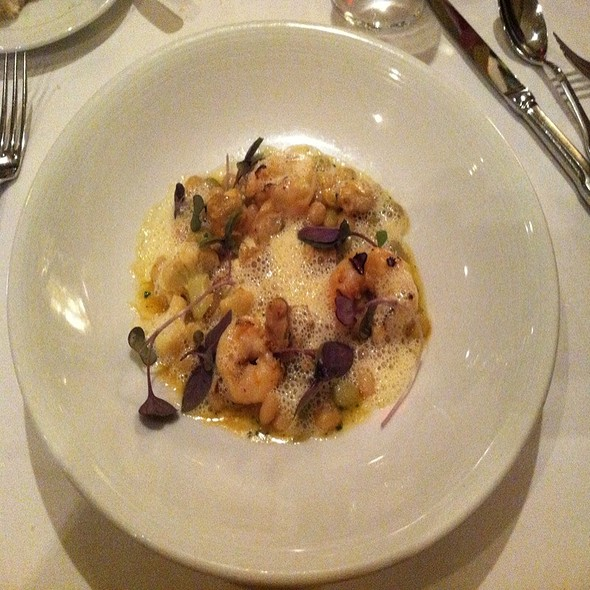 Carolina Shrimp And Clams - McCrady's Tavern, Charleston, SC