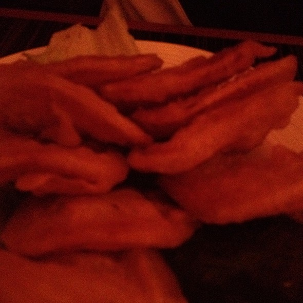 sweet potato tempura - Feng Asian Bistro and Hibachi, Canton, CT