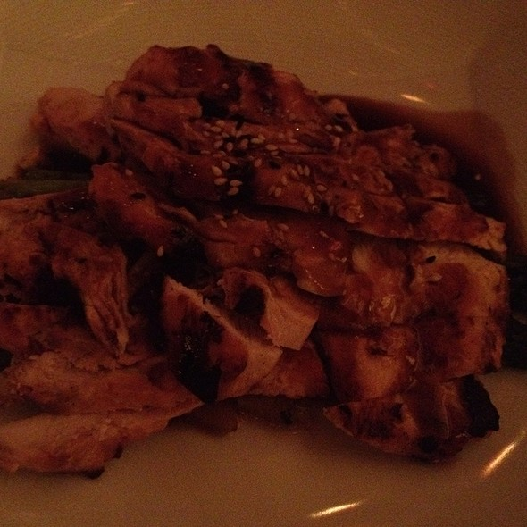 Chicken Teryaki - Feng Asian Bistro and Hibachi, Canton, CT