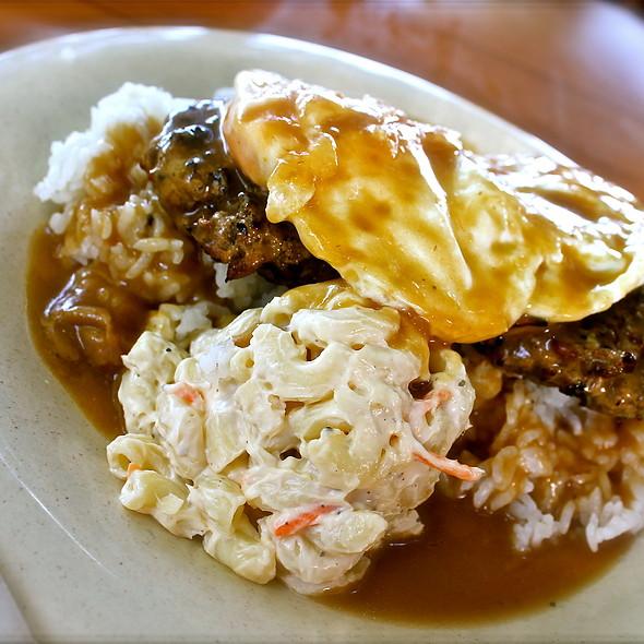 Loco Moco @ Aloha Mixed Plate