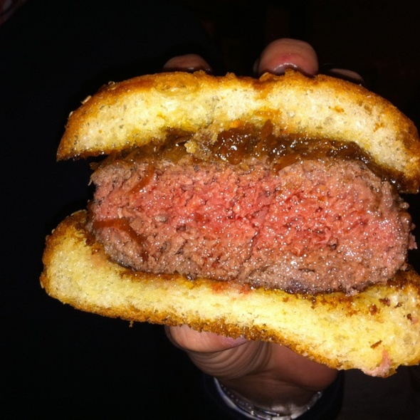 Black Label Hamburger - Minetta Tavern, New York, NY