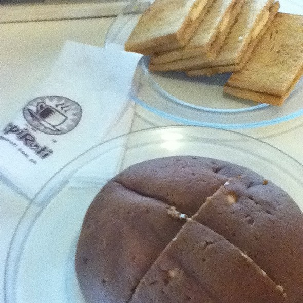 Coffee Bun And Kaya Toast @ Rufo'S Famous Tapa