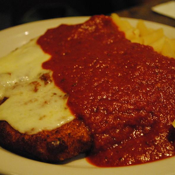Chicken Parmesan @ Marra's Restaurant
