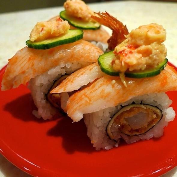 Ebi Kani Maki @ Sakae Sushi