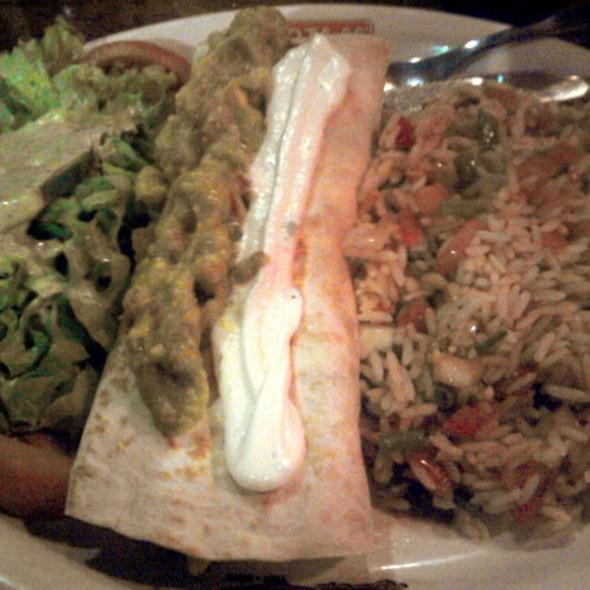 Burrito @ Rota 66