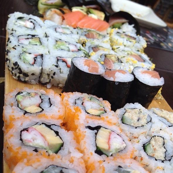 Sushi @ Misato