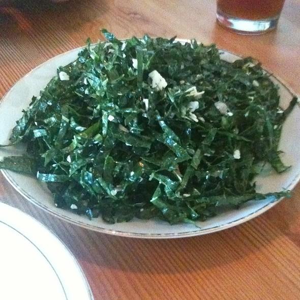 Kale Salad @ Dove Vivi