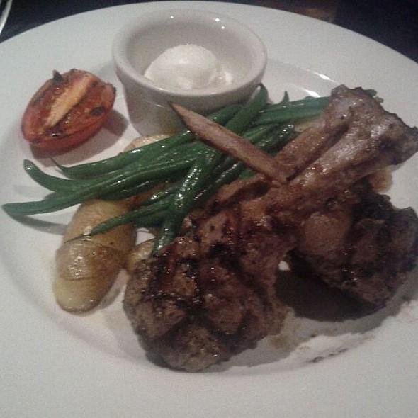 Lamb Chops @ Sitti