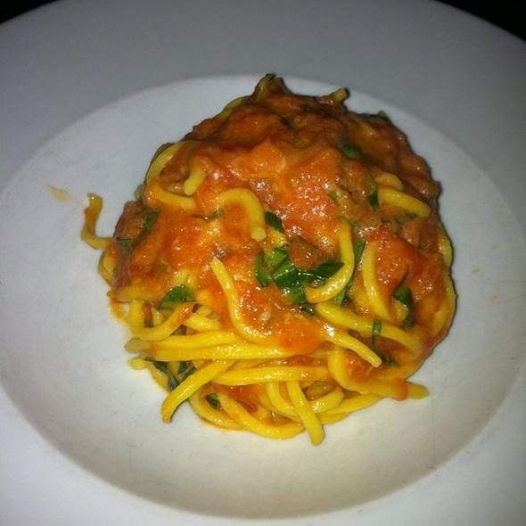 Spaghetti @ Scarpetta