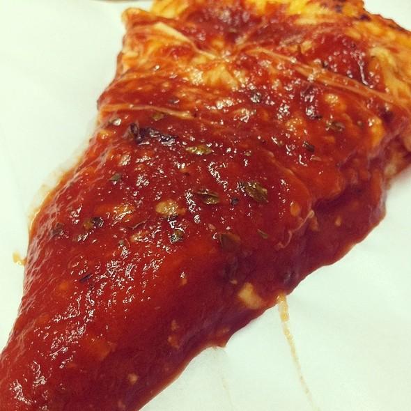 Pizza @ Pizzaria Dom Bosco