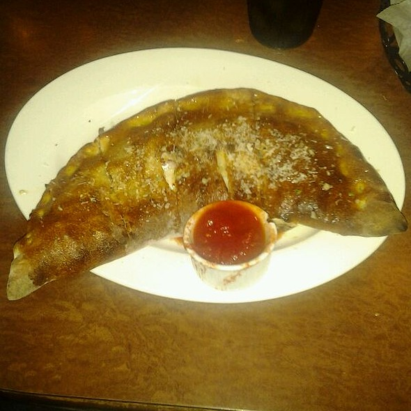 Calzone @ Russo's New York Coal Fired
