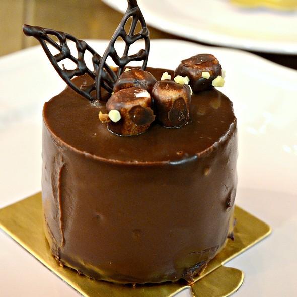 Rocky Road Cake  @ 小甜谷