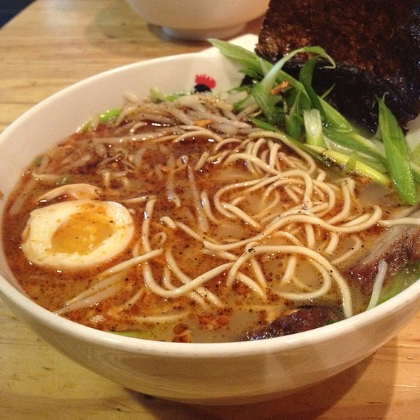 Totto Spicy Ramen @ Totto Ramen