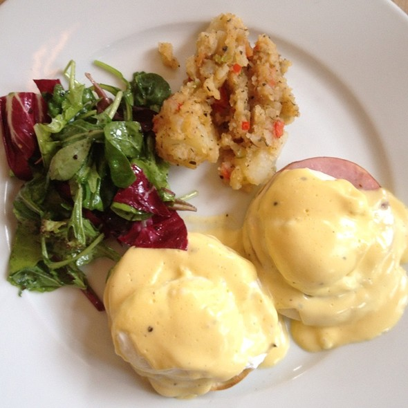 Eggs Benedict - Felix, New York, NY