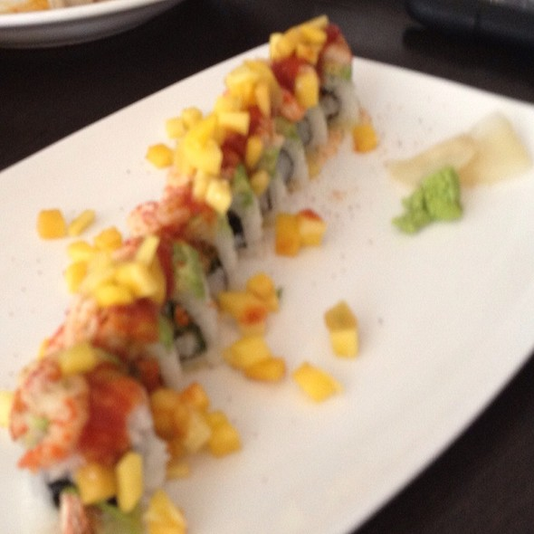 Sexy Me Roll @ Piranha Killer Sushi