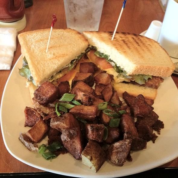 The Best B.L.T. Ever - Home Grown Café, Newark, DE