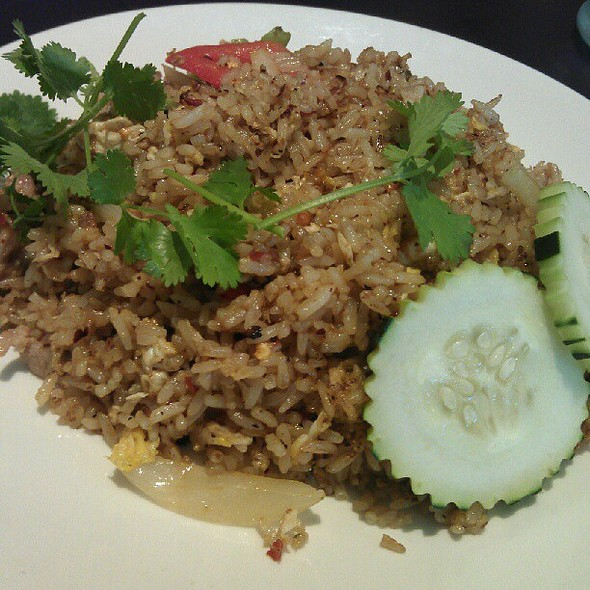 Exotic Fried Rice @ Jumbo Bowl Cafe
