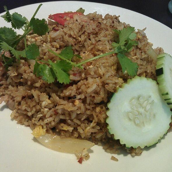 Exotic Fried Rice @ Jumbo Bowl Cafe