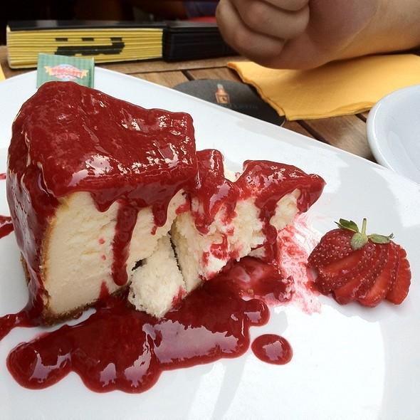Frambuazlı Cheesecake @ Kirinti