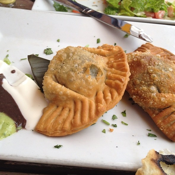 Spinach and Cheese Empanadas - Hard Grove, Jersey City, NJ