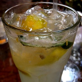 Basil Infused Lemonade
