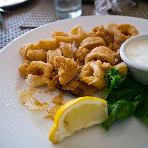 Fried Calamari @ Jack Halyards American Bar & Grill