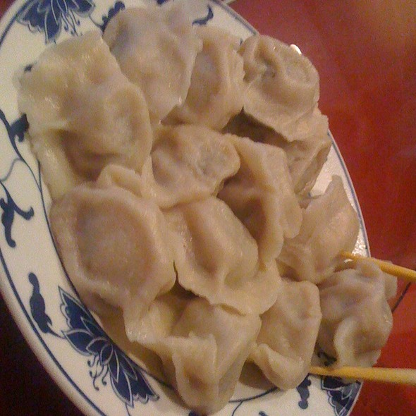 Pork and Fennel Dumpling @ Chef Liu Inc