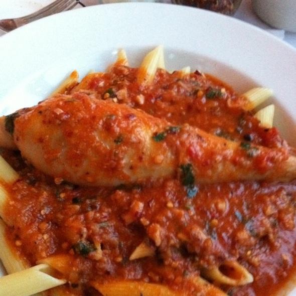 Stuffed Calamari @ Mamma Francesca