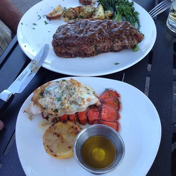 NY Strip Steak - Clinkerdagger, Spokane, WA