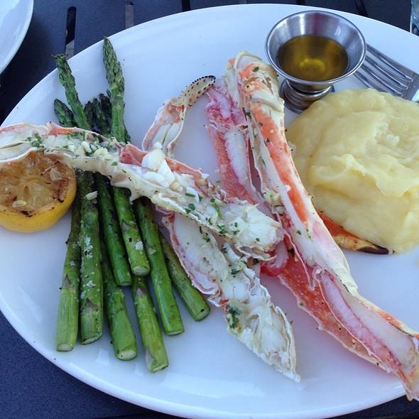 King Crab Legs - Clinkerdagger, Spokane, WA
