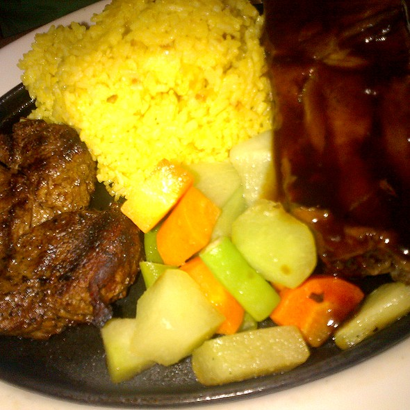 Ranch Steak & Ribs @ Holy Cow