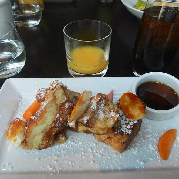Donut French Toast @ Foragers City Table