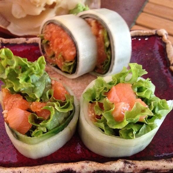 Chef's Creation :) @ Tomo Sushi