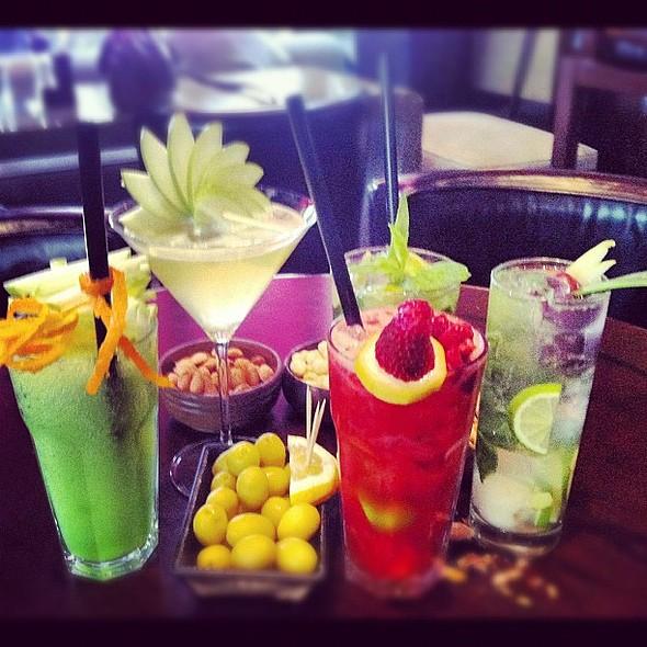 Cocktails @ Beymen Brasserie