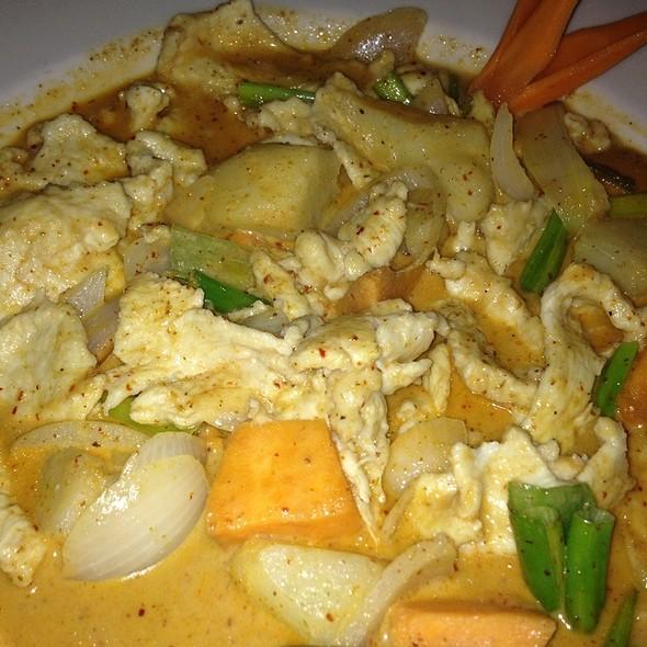 Massaman Curry - Basil Asian Bistro, Canton, OH