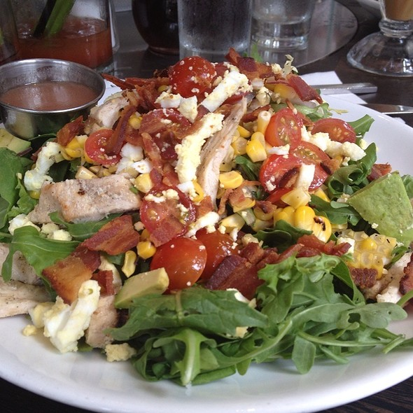 California Cobb Salad @ Cafeteria