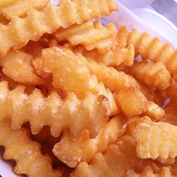 French Fries @ Shake Shack