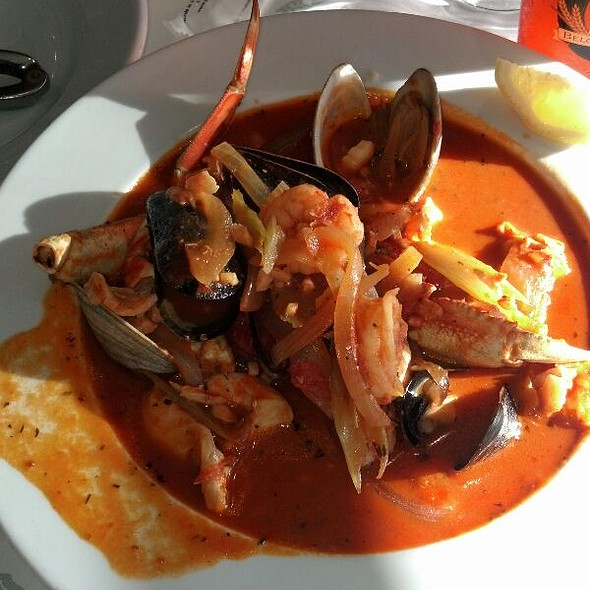 Seafood Cioppino @ Fog Harbor Fish House