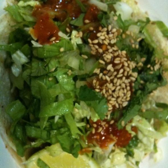 Korean Tacos @ Chilantro Korean BBQ