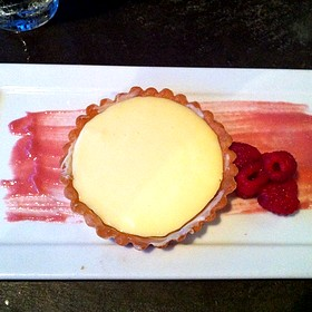 lemon tart - Purple Cafe and Wine Bar - Woodinville, Woodinville, WA