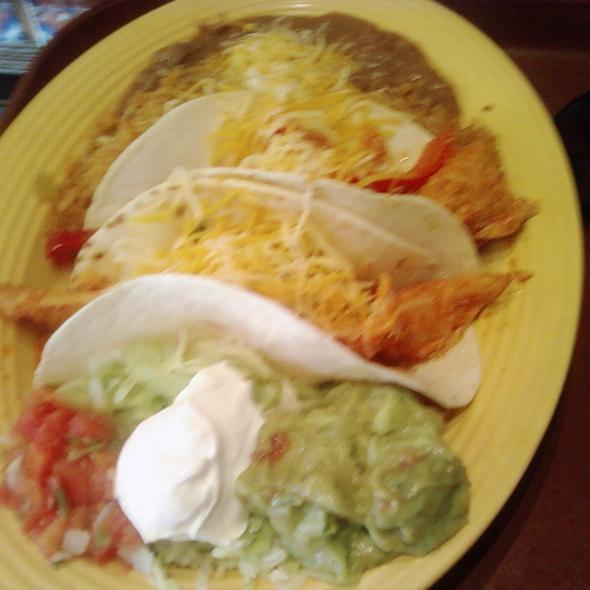 Soft Tacos Monterrey @ Rancho Del Zocalo