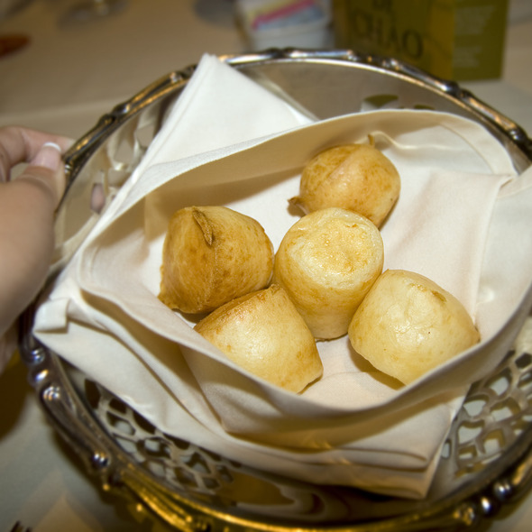Brazilian Cheese Bread @ Fogo De Chao Churrascaria