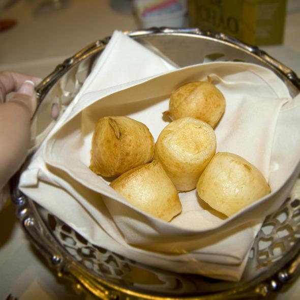 Brazilian Cheese Bread @ Fogo De Chao Churrascaria