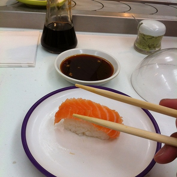 Sushi @ Harvey Nichols & Co Ltd