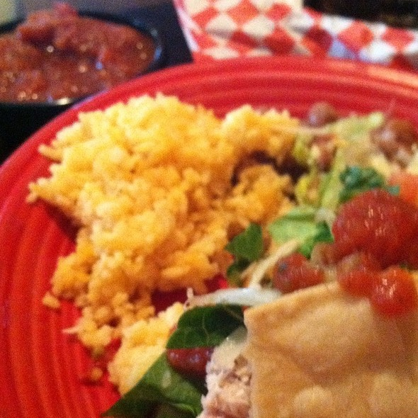 Lunch Special @ SALENA'S MEXICAN RESTAURANT ROCHESTER NY