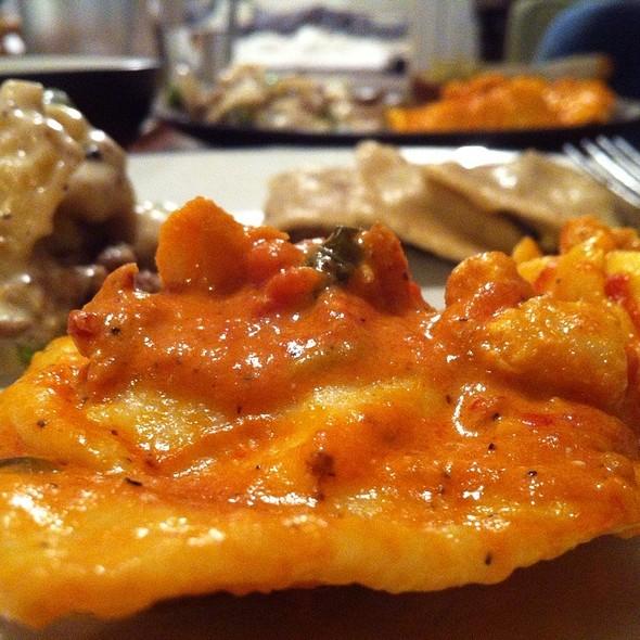 Lobster Ravioli @ Rinos Restaurant In East Boston