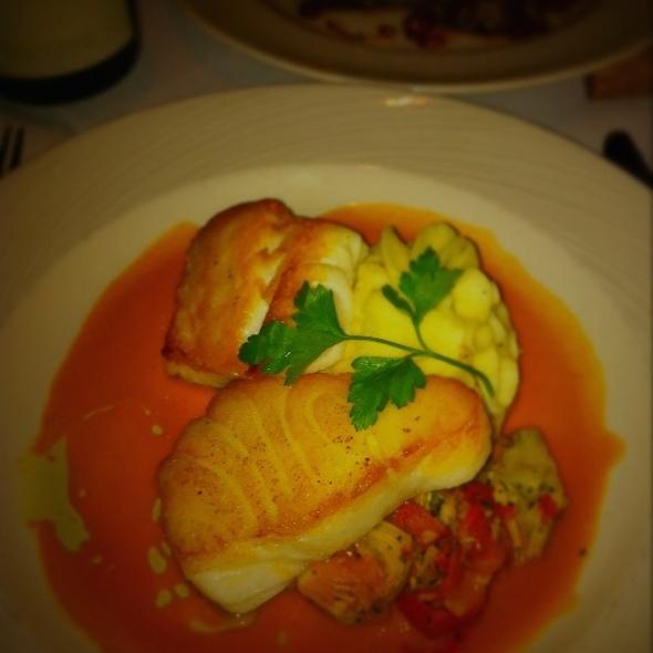 Crispy Sea Bass @ LOFT 610 Urban Restaurant and Lounge
